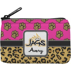 Jags w/Pink Rectangular Coin Purse (Personalized)