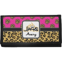 Jags w/Pink Checkbook Cover (Personalized)
