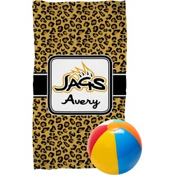 Jags Beach Towel (Personalized)