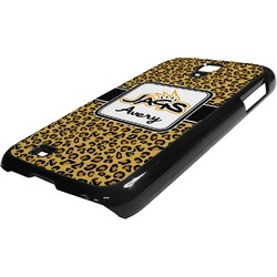 Jags Plastic Samsung Galaxy 4 Phone Case (Personalized)