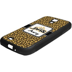 Jags Rubber Samsung Galaxy 4 Phone Case (Personalized)
