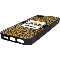 Jags Rubber iPhone 5/5S Phone Case (Personalized)