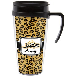 Jags Travel Mug with Handle (Personalized)