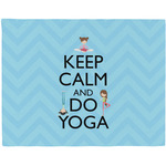 Keep Calm & Do Yoga Placemat (Fabric)