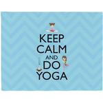 Keep Calm & Do Yoga Placemat (Fabric)