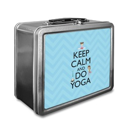 Keep Calm & Do Yoga Lunch Box
