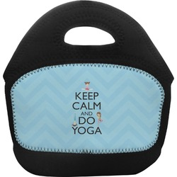 Keep Calm & Do Yoga Toddler Lunch Tote