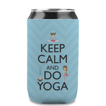Keep Calm & Do Yoga Can Sleeve (12 oz)