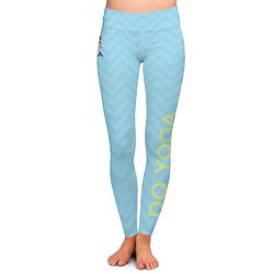 Keep Calm & Do Yoga Ladies Leggings
