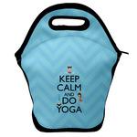 Keep Calm & Do Yoga Lunch Bag