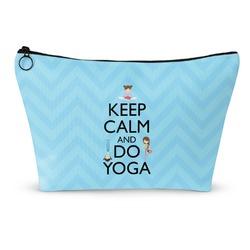 Keep Calm & Do Yoga Makeup Bags