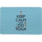 Keep Calm & Do Yoga Comfort Mat