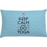 Keep Calm & Do Yoga Pillow Case