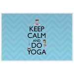 Keep Calm & Do Yoga Placemat (Laminated)