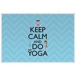Keep Calm & Do Yoga Placemat (Laminated)