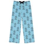 Keep Calm & Do Yoga Womens Pajama Pants