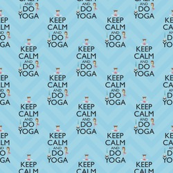 Keep Calm & Do Yoga Wrapping Paper