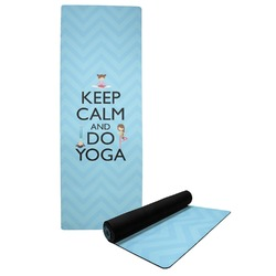 Keep Calm & Do Yoga Yoga Mat