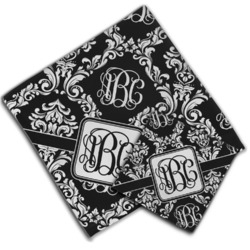 Monogrammed Damask Cloth Napkin