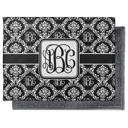 Monogrammed Damask Microfiber Screen Cleaner (Personalized)