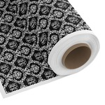 Monogrammed Damask Custom Fabric by the Yard (Personalized)