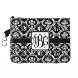 Monogrammed Damask Golf Accessories Bag (Personalized)