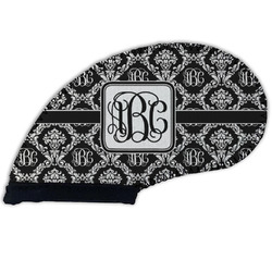 Monogrammed Damask Golf Club Cover