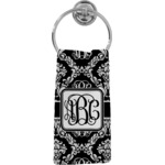 Monogrammed Damask Hand Towel - Full Print (Personalized)