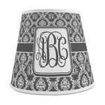 Monogrammed Damask Empire Lamp Shade (Personalized)