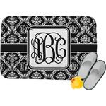 Monogrammed Damask Memory Foam Bath Mat (Personalized)
