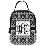 Monogrammed Damask Neoprene Lunch Tote (Personalized)