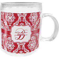 Damask Acrylic Kids Mug (Personalized)