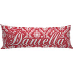 Damask Body Pillow Case (Personalized)