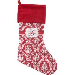 Damask Christmas Stocking (Personalized)