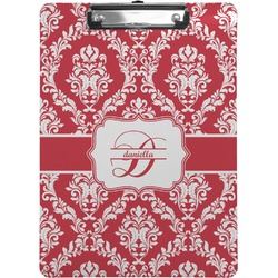 Damask Clipboard (Personalized)