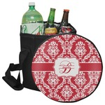 Damask Collapsible Cooler & Seat (Personalized)
