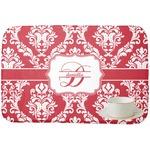 Damask Dish Drying Mat (Personalized)