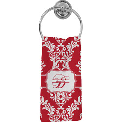 Damask Hand Towel - Full Print (Personalized)