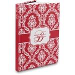 Damask Hardbound Journal (Personalized)
