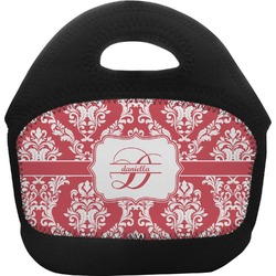Damask Toddler Lunch Tote (Personalized)
