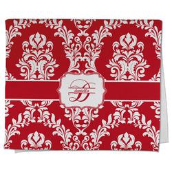 Damask Kitchen Towel - Full Print (Personalized)