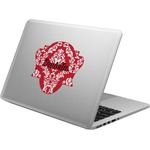 Damask Laptop Decal (Personalized)