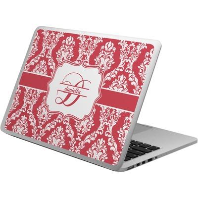 Damask Laptop Skin - Custom Sized (Personalized)