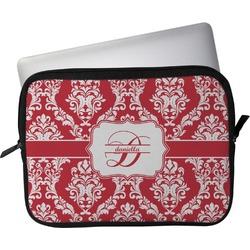 """Damask Laptop Sleeve / Case - 12"""" (Personalized)"""