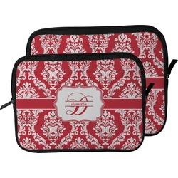 Damask Laptop Sleeve / Case (Personalized)