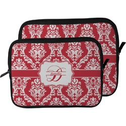Damask Laptop Sleeve / Case (Personalized)