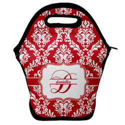 Damask Lunch Bag (Personalized)