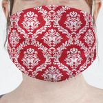 Damask Face Mask Cover (Personalized)
