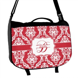 Damask Messenger Bag (Personalized)