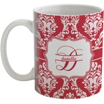 Damask Coffee Mug (Personalized)